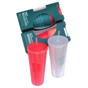 Starbucks Limited Edition Holiday 19 Hot Cold Cups